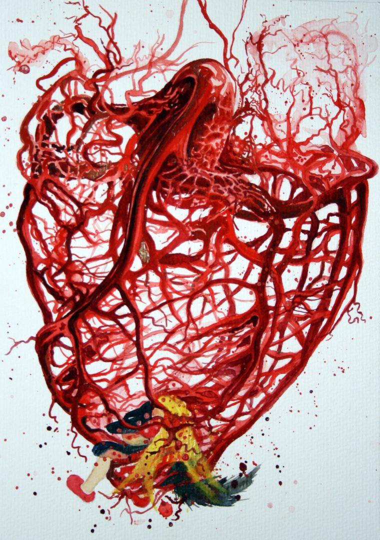 Rotkäppchenzeit, Herzblut