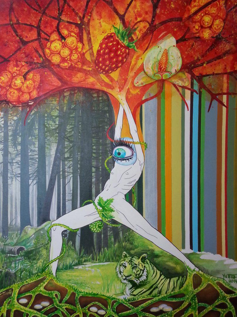 Auge um Auge III