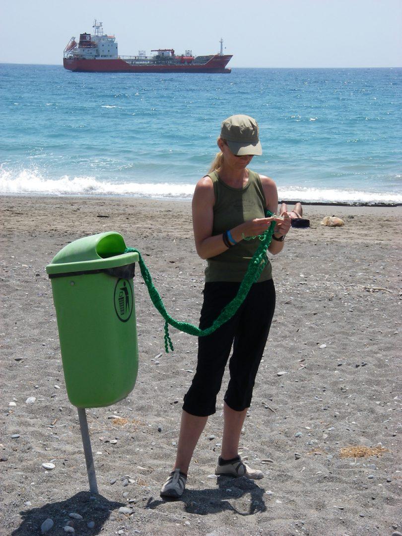 Greeny Quicky, Kreta 2007