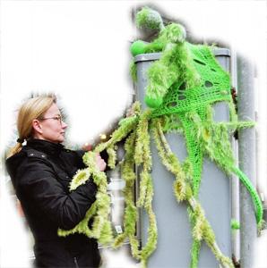 Parkscheinautomatenbegrünungen 2004 - 2005